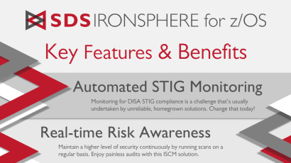 IronSphere features and benefits infosheet