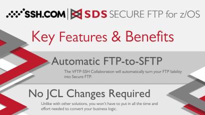 VFTP-SSH features and benefits infosheet