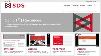 ConicIT Resources page