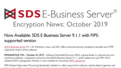 EBS Encryption News: Latest