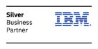 IBM Silver Business Partner logo