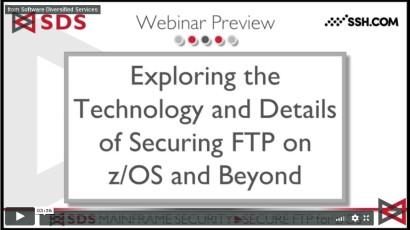 VFTP-SSH Webinar - Oct 16