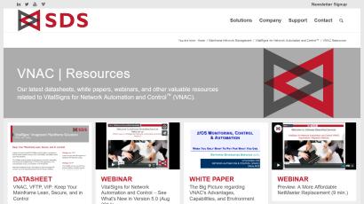 VNAC Resources page