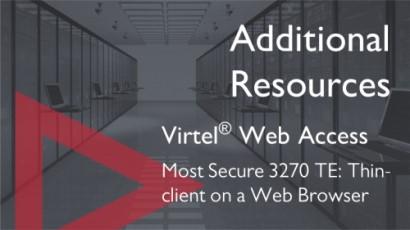 VWA additional resources